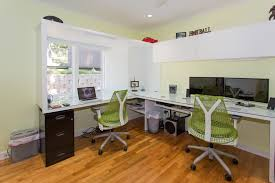 wall mounted home office. Wall Mounted Desk Home Office Contemporary With None. Image By: GB Group Construction