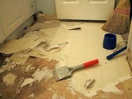vinyl floor tile adhesive remove vinyl flooring how to remove vinyl tile photo 1 of 9