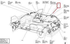 1999 ford windstar radio wiring diagram images 1999 ford taurus brake light wiring diagram 2003 windstar
