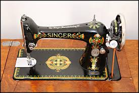 Old Singer Sewing Machine Parts Uk