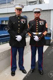 United States Marine Officer New York September 8 United States Marine Officers At Billie