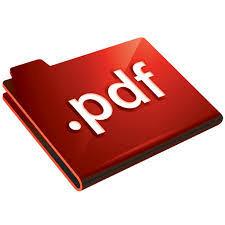 Resultado de imagen para pdf icono