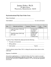 Janina Fisher Flip Chart Fill Online Printable Fillable