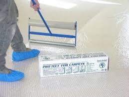 carpet protector film. pro tect® carpet protection film \u2013 36\u201d x 500\u2032 roll protector t