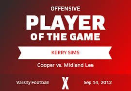 KERRY SIMS' (Abilene, TX) Awards | MaxPreps