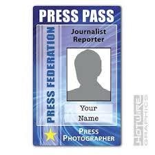 Press Reporter - golfclub Indian Card Id
