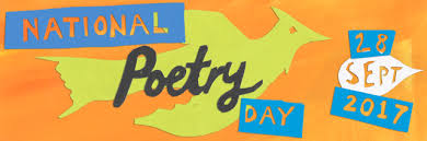 Image result for national poetry day