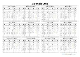 2015 Calendar Template For Word Statepension Info