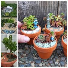 Small Picture Garden Design Garden Design with Miniature Plants For Fairy