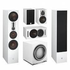 Комплект акустики <b>Dali Opticon</b> 8 5.1 white - купить в Москве, СПБ ...