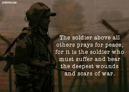 Soldier Quotes Unique 48 Quotes On Lives Of Soldiers That Will Make You Respect Them Even More