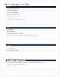 Holiday Planner Template Road Trip Planner Template Moontex Co