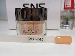 amazon sns nail gelous colors on spring colleciton dipping powder no u v no smell nos01 fake bake beauty