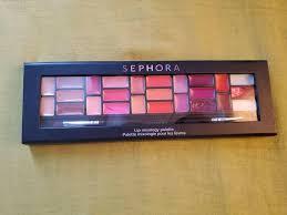 sephora lip palette health beauty