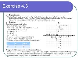 exercise 4 3 question 4 answer x 3 5 y 3