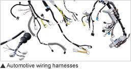 sumitomo electric industries newsletter sei news an automotive wiring harness is an assembly of electrical wires connectors and other parts or an electrical wiring system used to convey information and