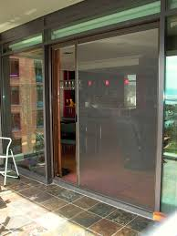 beautiful and attractive sliding patio doors with screens