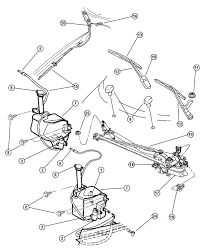 Front wipers scat together with dodge windshield wiper linkage diagram further 2000 f150 door latch diagram