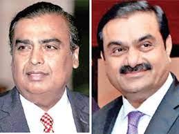 adani: Gautam Adani throws $20-billion green energy gauntlet at Mukesh  Ambani - Times of India