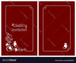 Red Save The Date Cards Wedding Invitation And Red Save The Date Cards