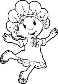 Small Picture Fifi And The Flowertots Coloring Pages Wecoloringpage