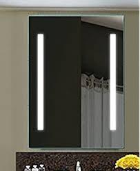 Amazon LED Backlit Mirror Home & Kitchen