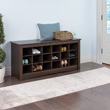 full size of bench shoe storage cubby with espresso cubbie home interior entryway plans upholstered narrow