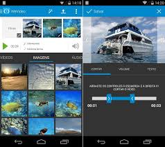 Resultado de imagem para imagens do app wemovie para android? celular