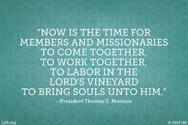 S Quote Gorgeous Members And Missionaries