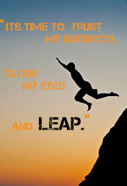 Leap Of Faith Quotes Fascinating Leap Of Faith By Nongrownup On DeviantArt