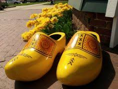 Image result for yellow big dutch shoes