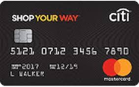 Sears Credit Card Reviews