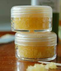 homemade lip scrub the view from