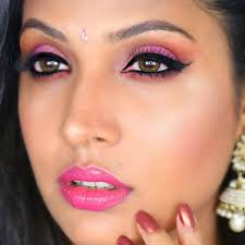 shruti is probably the leading beauty makeup your in india curly her channel has a variety of