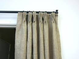 blue toile curtain panels pinch pleat burlap panels curtain blue yellow curtain call meaning