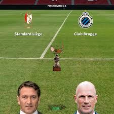 Standard Liège vs Club Brugge Live Stream, Odds, H2H, Tip - 17/10/2020