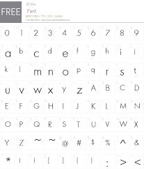 Futura T Light Font Free Download Futura Nd Alt W03 Light 2 00 Fonts Free Download