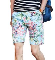 Mens Patterned Shorts Cool Decorating