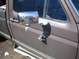 Used 1983 Ford Truck Ford F100 Pickup Glass And Mirrors Side View