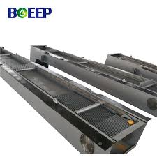 Design Of Screen In Wastewater Treatment China Water And Wastewater Treatment Mechanical Bar Coarse