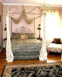 Queen Size Canopy Bed Nice With Rooms Rates House Frame Canada ...