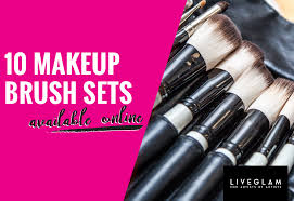 10 best makeup brush sets available a pro review