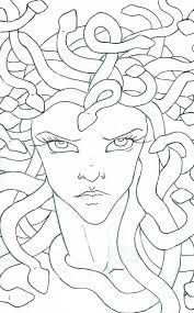 Small Picture Medusa NetArt Coloring Home