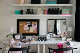 Mirror For Girls Bedroom Teenage Girl Bedroom Working Desk With Mirror And Chair Artenzo