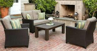 patio furniture at home depot. Home Depot Deep Seat Cushions Patio Furniture Bay 4 Piece Wicker Seating At S