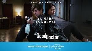 The Good Doctor Temporada 4 ya está disponible en Prime Video -