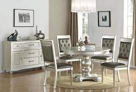 silver round table silver round dining table set tall silver table number holders