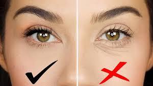 makeup for beginners undereye creasing