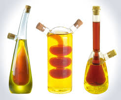 science lab oil  vinegar bottles  dudeiwantthatcom