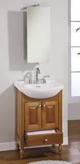 22 inch narrow depth console bath